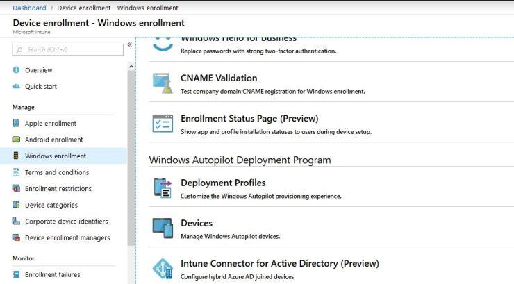 Azure Autopilot with Intune – Part One – Technical Blog